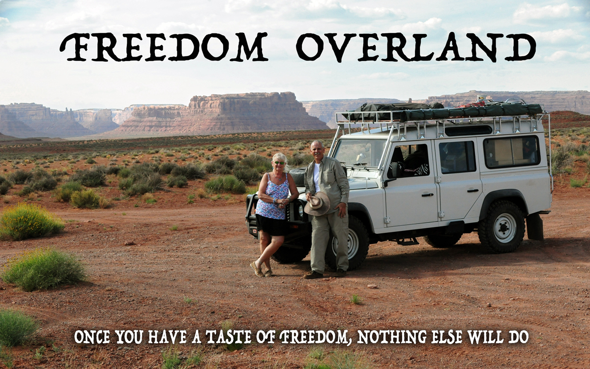 FREEDOM OVERLAND - Positive Thinking Doctor - David J. Abbott M.D.
