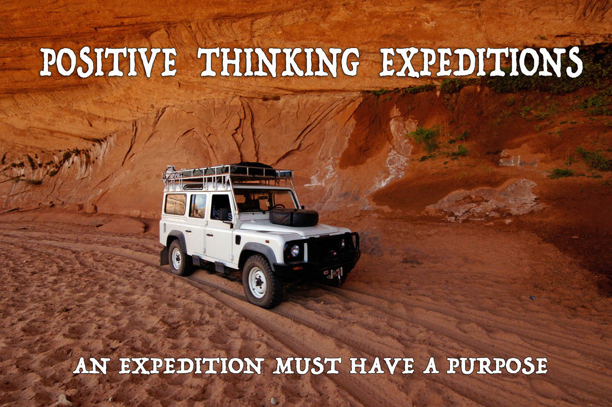 POSITIVE THINKING EXPEDITIONS - Positive Thinking Doctor - David J. Abbott M.D.